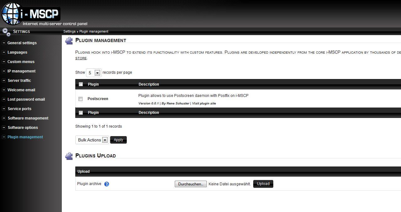 Postscreen i mscp internet multi server control panel - Internet multi server control panel ...